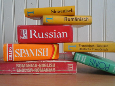 bilingual dictionaries